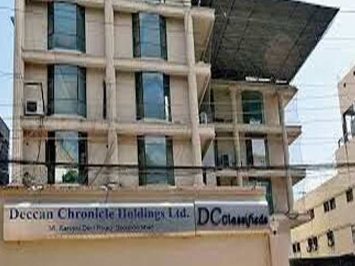 Deccan Chronicle facing serious fund crunch: RP