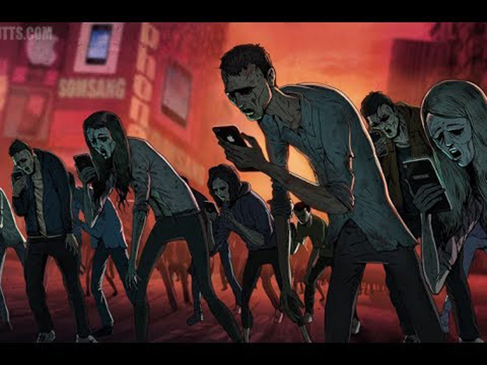 Of tech fusion and digital zombies