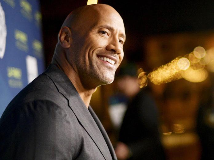 I was first choice to host the Oscars, says Dwayne Johnson