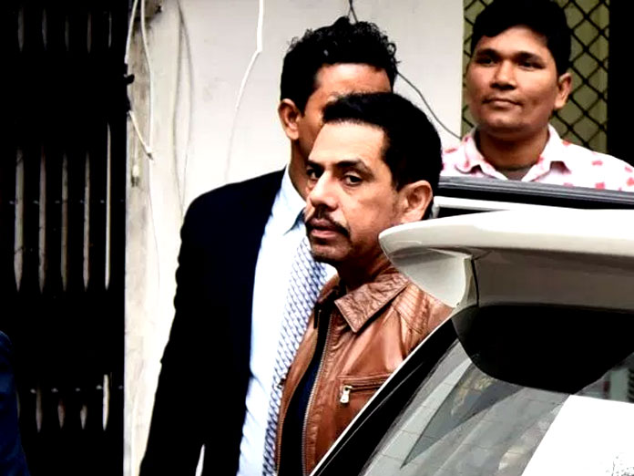 ED questions Vadra 7th time in money laundering case