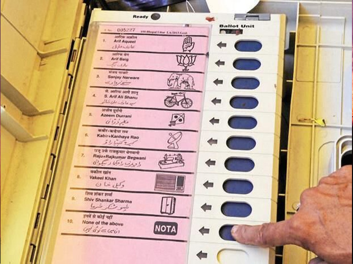 Stop disinformation campaign on EVMs