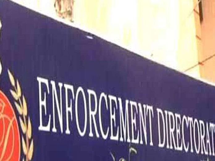 ED raids multiple locations; files PMLA case
