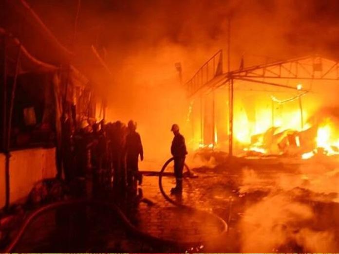 Numaish fire is gross human error