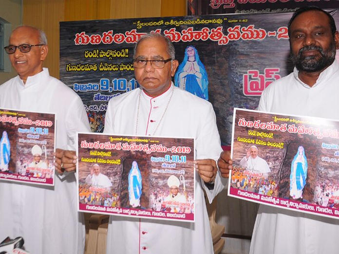 3-day Mary Matha fest begins tomorrow in Vijayawada