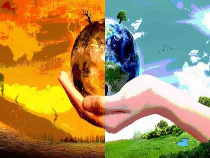 Climate change increasing air pollution across globe