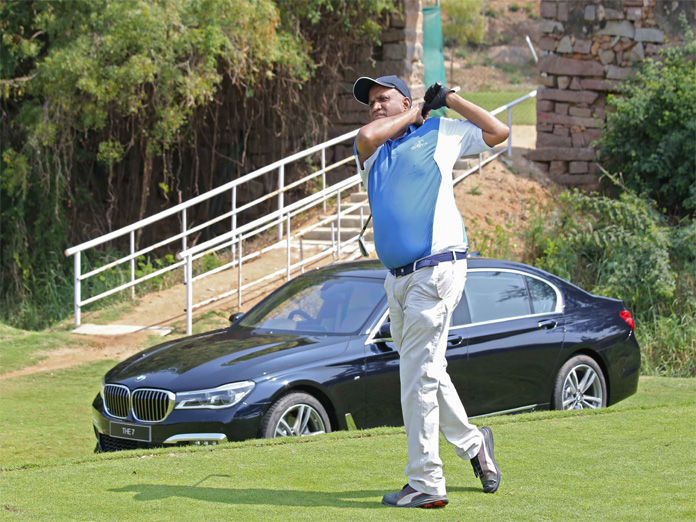 Golf tournament makes fine drive in Hyderabad