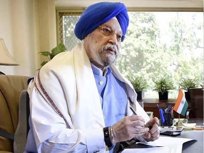 Regularisation stalled due to AAP govts apathy: Hardeep Singh Puri