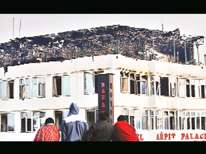 Govt gives teeth to fire safety laws