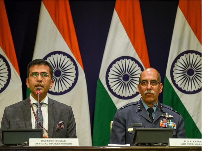 India demands safe return of IAF pilot