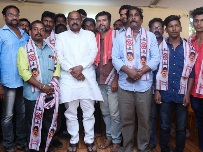 Jana Sena can provide corrupt-free rule: Akula Satyananrayana
