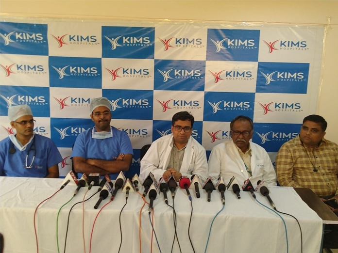 KIMS introduces pediatric cardiology in Ongole