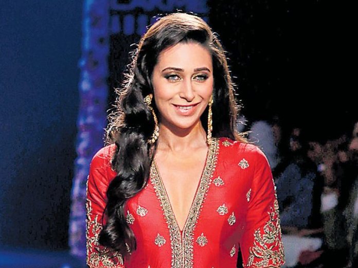 Dont miss being in front of camera: Karisma Kapoor