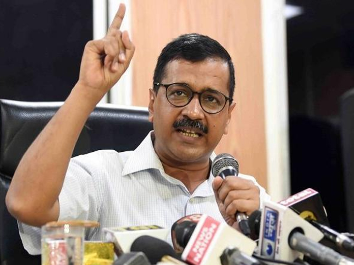 Pulwama terror attack an assault on nation: Kejriwal