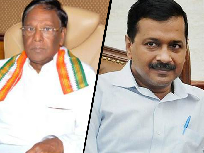 Arvind Kejriwal To Meet Puducherry Chief Minister, On Sit-In, Today