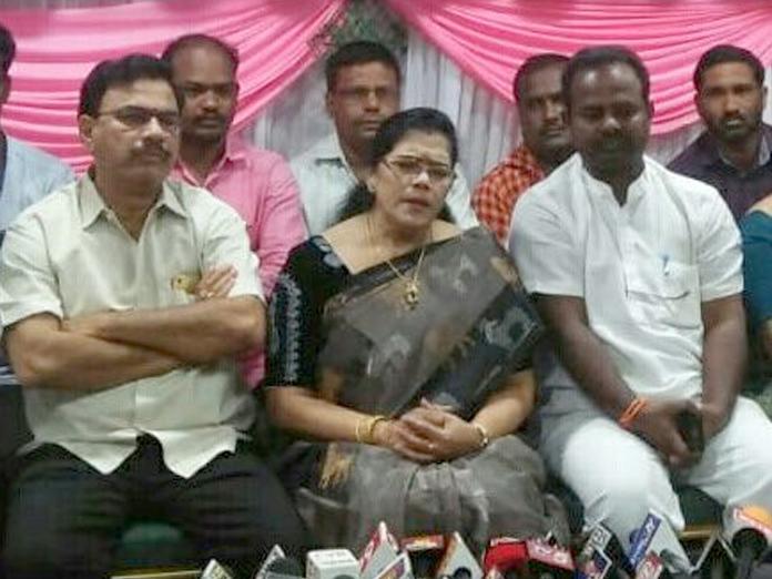 Congress, TDP alliance hurt me a lot: Kruparani