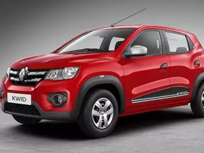 Renault unveils new Kwid at Rs 2.67L