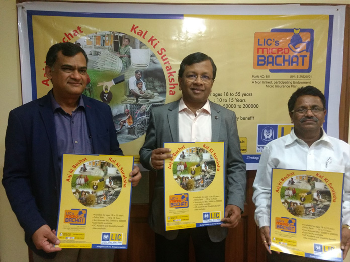 LIC launches Micro Bachat plan