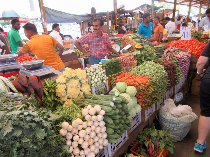 Cold season, rains spike vegetable prices
