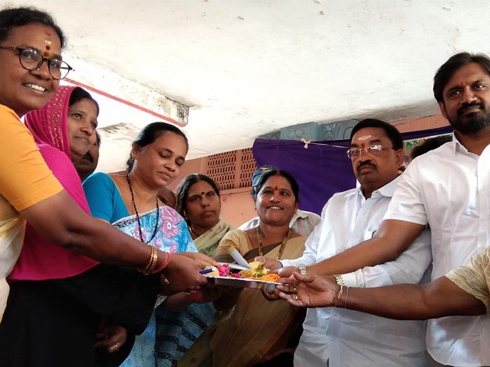 10,000 Pasupu-Kumkuma AID need not be repaid: MLC Adireddy Appa Rao