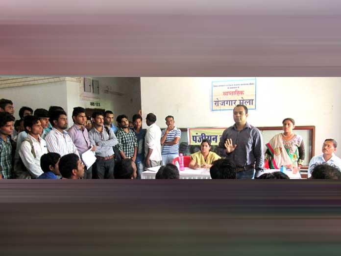 Over 27.55 lakh registrations at Madhya Pradesh employment exchange
