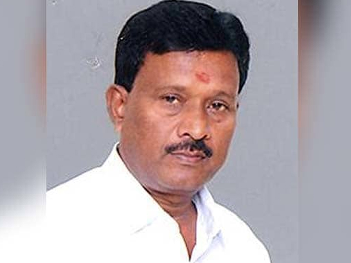 AIADMK MP S Rajendran dies in road accident