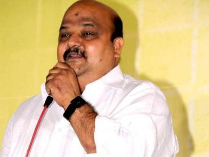 MP Maganti Babu distributes CM Relief Fund cheques