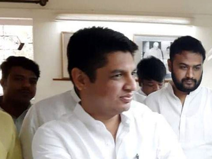 Maharashtra Youth Congress leader Satyajit Tambe alleges malpractices in MPSC exams