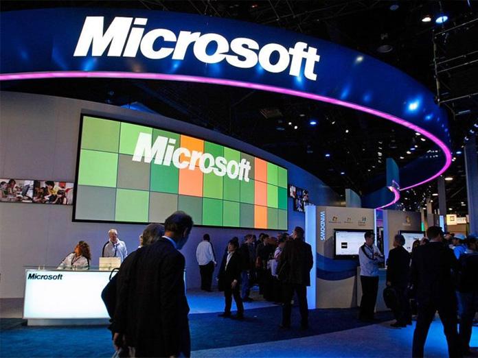 Microsoft records USD 8.4 billion profit in Q3