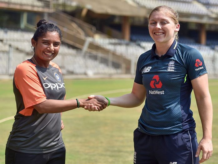 Team eyes direct entry into 2021 World Cup: Mithali