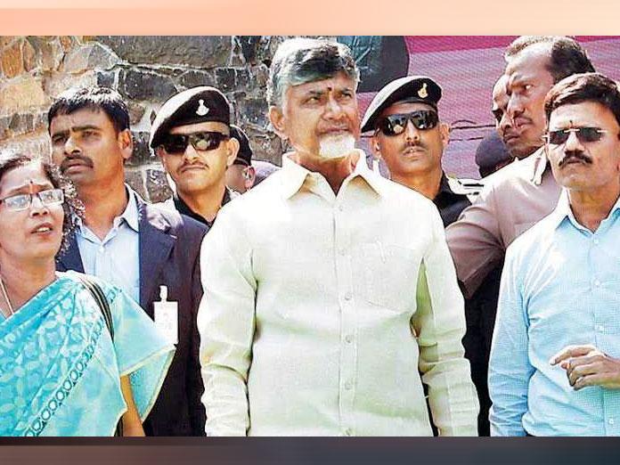 I will develop Konveedu Fort as international tourist centre : Chief Minister N.Chandrababu Naidu
