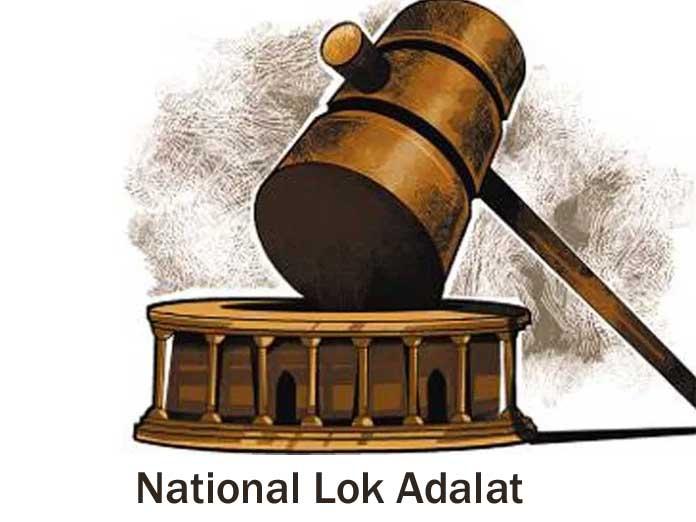 National Lok Adalat on March 9