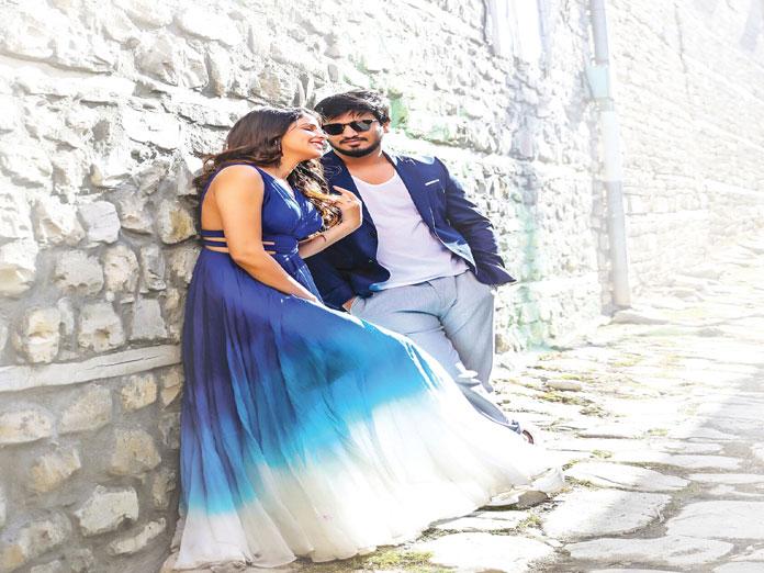 Nikhil Lavanya pair up