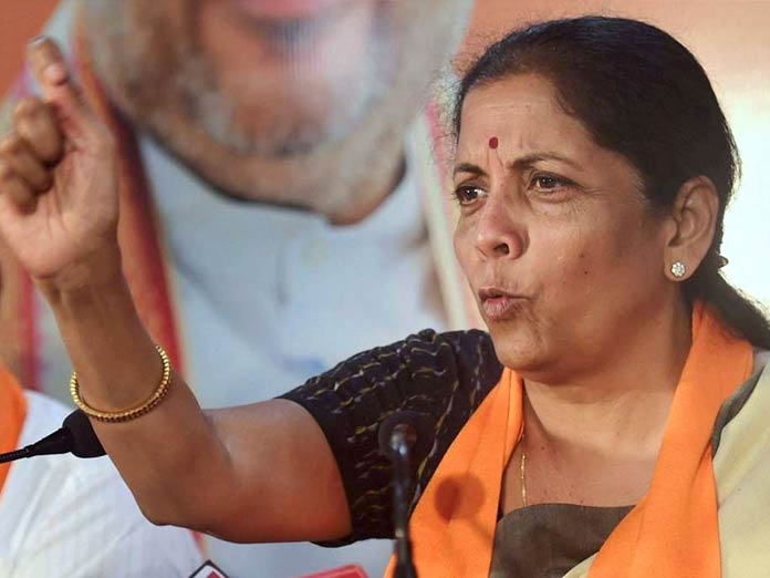 Impossible to hold fair polls in Bengal: Nirmala Sitharaman
