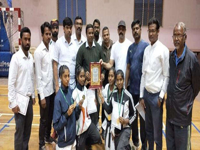 Govt College of Physical Education lift crown