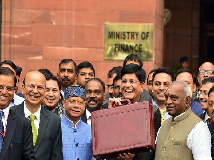 Allocation for sports hiked by over Rs 200 crore in interim budget