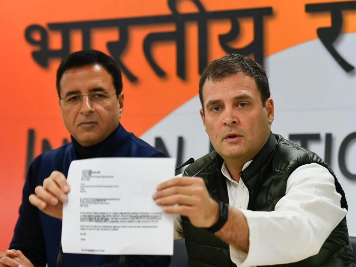 Modi Ambani's middleman, says Rahul
