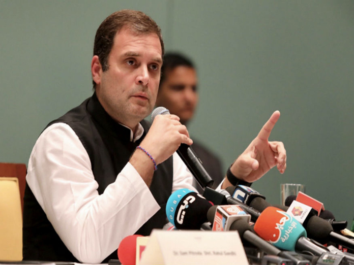 Attack on soul of India: Rahul Gandhi ​