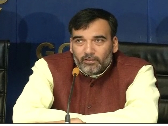 Kejriwal will discharge CMs duties from venue of hunger strike: Gopal Rai