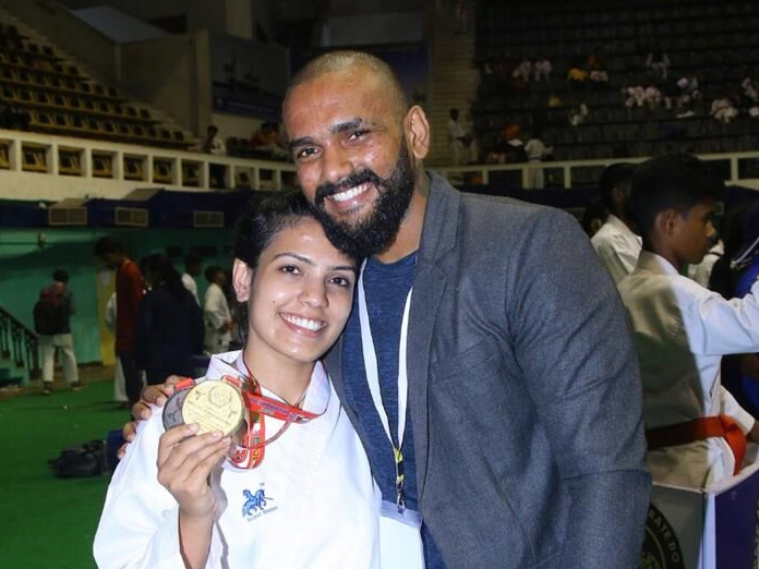 Ramya bags gold in International Karate Championship, 2019