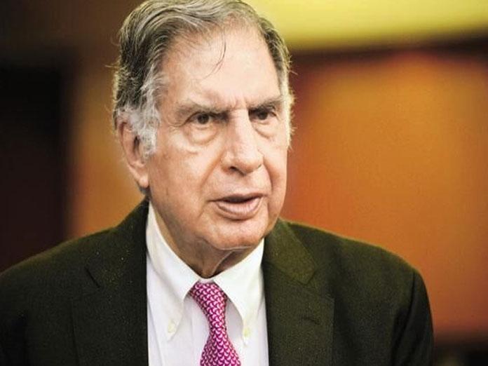 Ratan Tata hails IAF for strikes