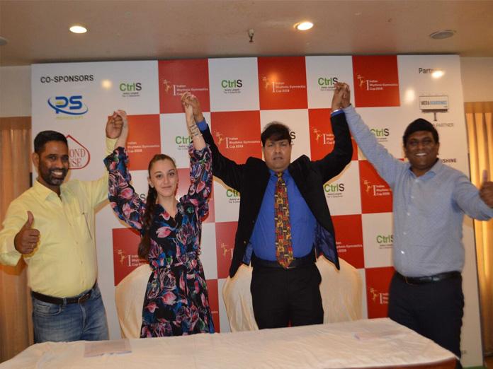 Hyderabad to host first Indian Rhythmic Gymnastics Cup