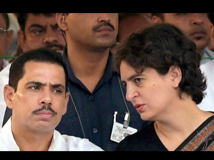Not in hurry to join politics: Robert Vadra after posters welcome him to contest elections