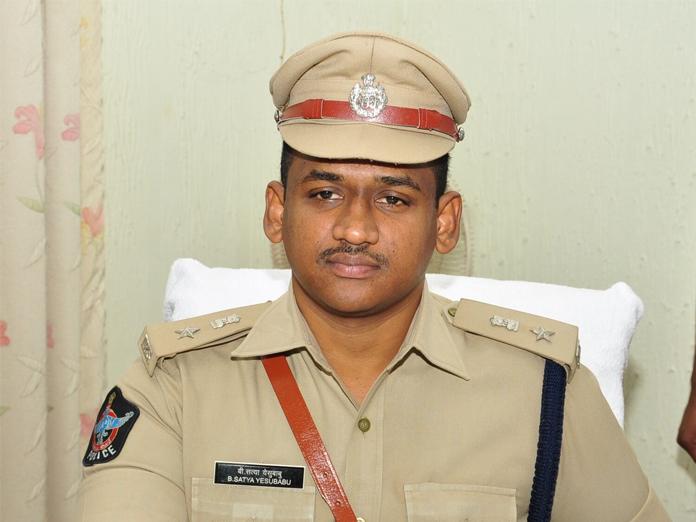Don't give bribe for police jobs: SP Bhusarapu Satya Yesubabu