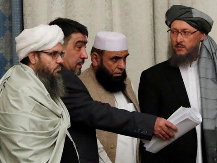 US-Taliban talks in Pakistan postponed By Sajjad Hussain