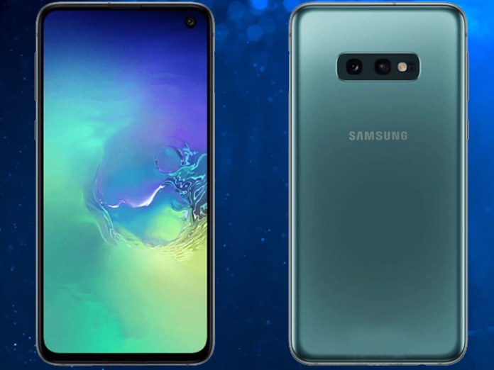 Samsung Galaxy S10E specs leaked in new images, to feature dual cameras, slim bezels