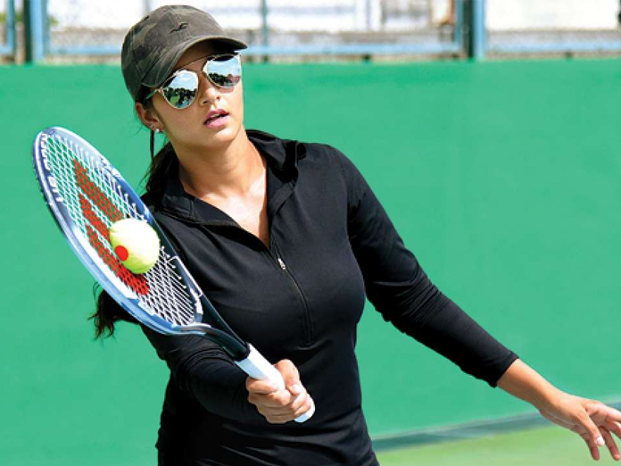 Sania Mirza targets comeback by year end