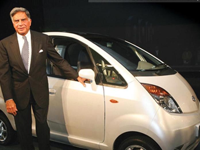 Zero production, sale of Tata Nano in Jan