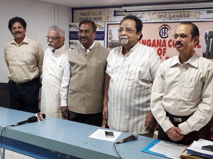 Setting right distortions in Telangana history
