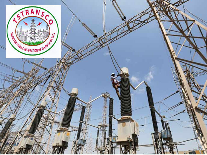 Transco MD inspects HTLS works at Shivarampally