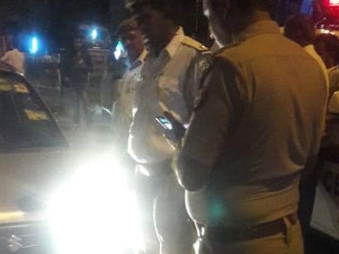 Transgenders create ruckus at night, attack police at Uppal